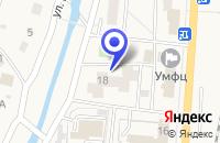 Схема проезда до компании ДИЗАЙН-СТУДИЯ НАША МЕБЕЛЬ в Таштаголе