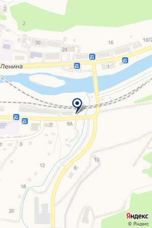 МАГАЗИН МЕЧТА на карте Таштагола