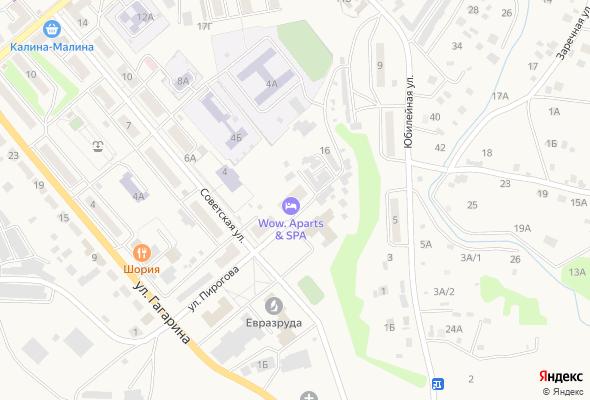 купить квартиру в ЖК по ул. Пирогова, 1 (WOW. Aparts)