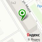 Местоположение компании CNI-Норильск