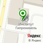 Местоположение компании Норильскпроект