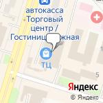 Магазин салютов Шарыпово- расположение пункта самовывоза