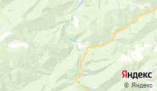 Отели города Кубайка на карте