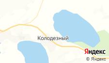 Отели города Жемчужный на карте
