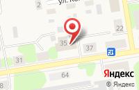 Схема проезда до компании Михал в Назарово