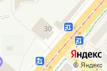 Схема проезда до компании Нептун в Ачинске