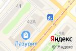 Схема проезда до компании Easy Logic в Ачинске
