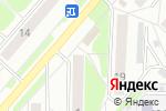 Схема проезда до компании Qiwi в Ачинске