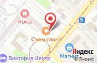 Схема проезда до компании Медиа-Корпорация «Свежий Ветер» в Ачинске