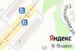 Схема проезда до компании Сибирские сети в Ачинске
