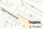 Схема проезда до компании Квадро в Ачинске