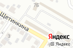 Схема проезда до компании Автоваз в Ачинске