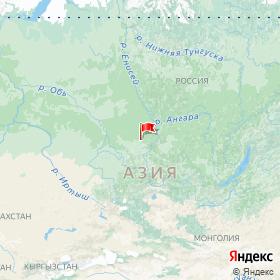 Weather station Privokzalniy in Achinsk, Krasnoyarsk Territory, Russia