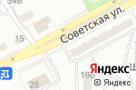 Схема проезда до компании Diesel в Черногорске
