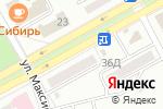 Схема проезда до компании Елена в Черногорске