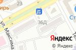 Схема проезда до компании Гном в Черногорске