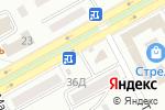 Схема проезда до компании Абаканские полуфабрикаты в Черногорске