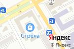 Схема проезда до компании Новосибирская птицефабрика в Черногорске