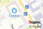 Схема проезда до компании Лодки Сибири в Черногорске