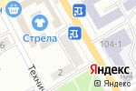 Схема проезда до компании Медсервис в Черногорске