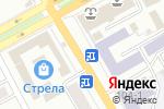 Схема проезда до компании Фаст Финанс в Черногорске