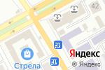 Схема проезда до компании Славица в Черногорске