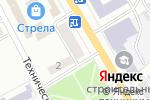 Схема проезда до компании Автостоп в Черногорске