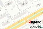 Схема проезда до компании Чайка в Черногорске