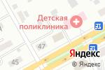 Схема проезда до компании Людвиг в Черногорске