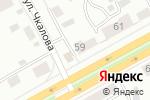 Схема проезда до компании Десятый в Черногорске