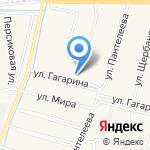 Опытненская средняя общеобразовательная школа на карте Абакана