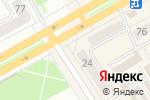 Схема проезда до компании Аян в Черногорске