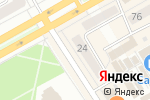 Схема проезда до компании Спутник Плюс в Черногорске