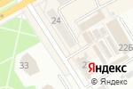 Схема проезда до компании Ермолинские полуфабрикаты в Черногорске