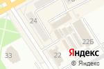 Схема проезда до компании Саяны в Черногорске