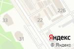 Схема проезда до компании Гавань в Черногорске