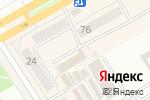 Схема проезда до компании Минутка в Черногорске