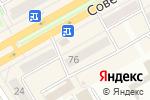 Схема проезда до компании Авто-Миг в Черногорске