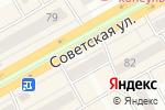 Схема проезда до компании Дверной в Черногорске