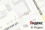 Схема проезда до компании Авилинда в Черногорске