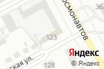 Схема проезда до компании Черногорская автомобильная школа в Черногорске