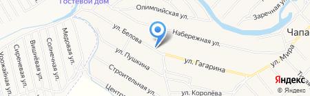 Велес на карте Ташеб