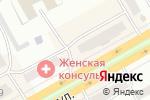 Схема проезда до компании Финансовый Двор в Черногорске