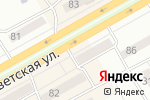 Схема проезда до компании Plast & k в Черногорске