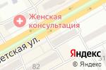 Схема проезда до компании Карат в Черногорске