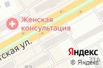 Схема проезда до компании Магазин зоотоваров в Черногорске