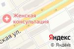 Схема проезда до компании Азиатско-Тихоокеанский банк, ПАО в Черногорске