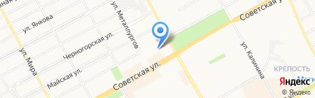 УФМС на карте Черногорска