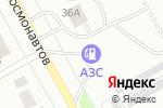 Схема проезда до компании Электросвязь в Черногорске