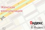 Схема проезда до компании Прованс Холл в Черногорске